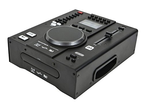 Monoprice Tabletop DJ CD Player