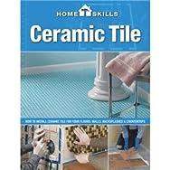 Ceramic Tiling DIY Reference Book-HMSKILLS CERAMIC TL BOOK