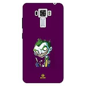 Sorcerer - Mobile Back Case Cover For Asus Zenfone 3 Laser (ZC551KL)