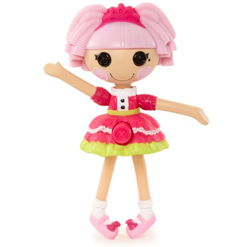 Lalaloopsy Mini Silly Singers Jewel Sparkles Doll