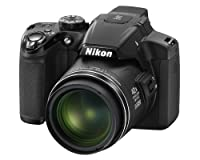 Nikon COOLPIX P510 16.1 MP CMOS Digital Camera with 42x Zoom NIKKOR ED Glass Lens and GPS Record Location by Nikon