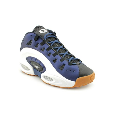 48eae59b05ae Reebok Men s ES22 Fashion Sneaker Club Blue White Black Gum 11 M US ...