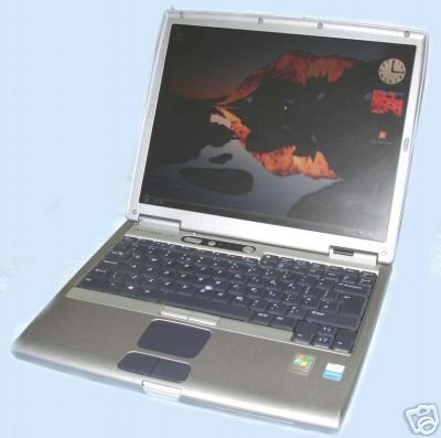 REFURBISHED SLIMLINE DELL D610 LAPTOP NOTEBOOK