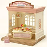 Sylvanian Families The Cake Shop