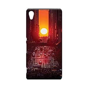 BLUEDIO Designer Printed Back case cover for Sony Xperia Z4 - G1679