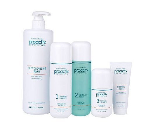 Proactiv Solution Luxury-Size Micro-Crystal Acne Kit New Advanced Formula (120 Day Supply)