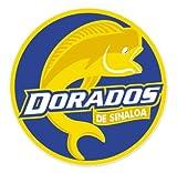 Dorados De Sinaloa - Mexico Football Soccer Futbol - Car Sticker - 4