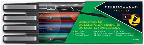 Prismacolor  Sanford Artist pencils amp Markers 1738858 4 Color Primary