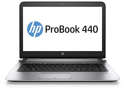 "HP ProBook 440 G3 2.5GHz i7-6500U 14"" 1920 x 1080Pixels Nero, Argento"