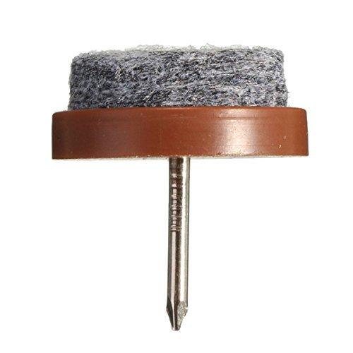 KING DO WAY 24Pcs Furniture Nail Feet Pads Skid Glides  : 41eEGLHCD3L from eretailshop.co.uk size 500 x 500 jpeg 23kB