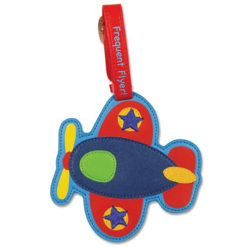 Stephen Joseph toys Luggage Airplane Tags