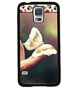 PrintVisa Metal Printed Nature Designer Back Case Cover for Samsung Galaxy S5 G900I-D4742