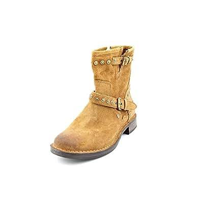 UGG Australia Womens Fabrizia Studs Boot Chestnut Size 6