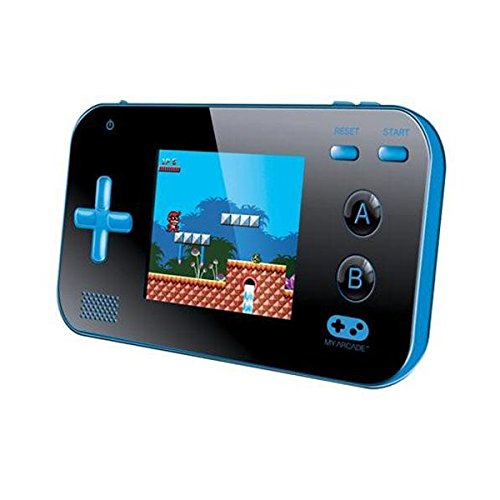Dreamgear-DG-DGUN-2888-My-Arcade-Portable-220-Games-Blueblack