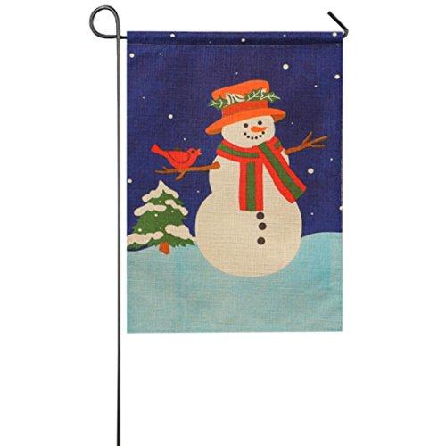 longra fahne flagge garten indoor outdoor dekoration weihnachten winter schneeflocke d. Black Bedroom Furniture Sets. Home Design Ideas