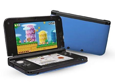 Nintendo 3DS - Consola, Formato XL, Color Negro Y Azul