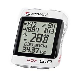 Sigma ROX 6.0 - Cuentakilómetros con cadencia