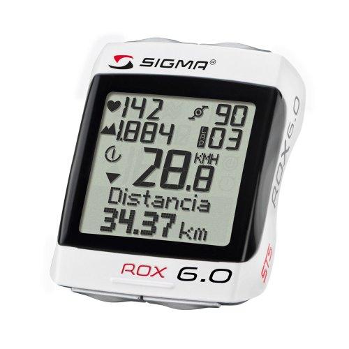 ¡Chollo! Cuentakilómetros Sigma Rox 6 barato 76 euros