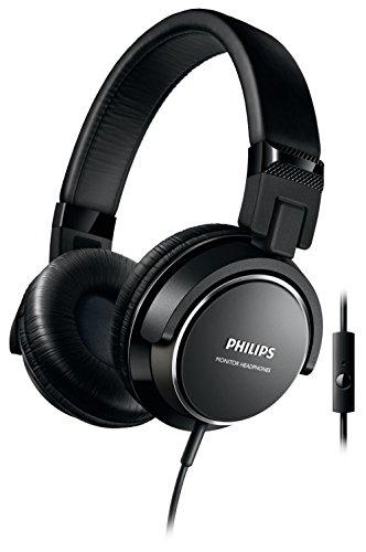 philips-shl3265dg-00-on-ear-dj-kopfhorer-mit-mikrofon-geschlossene-akustik-12-m-kabel-faltbares-desi