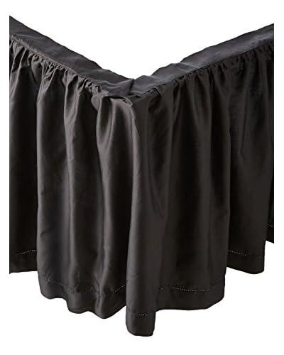 Belle Epoque Hemstitch Bedskirt