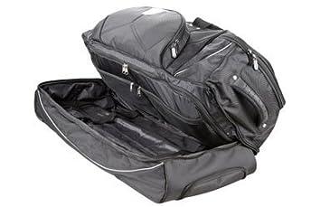 Mountain Warehouse Sac Cargo Deux poign/ées Voyage Sangles poign/ée capitonn/ée et /à Scratch 40 litres Sac de Voyage r/ésistant Camping randonn/ée
