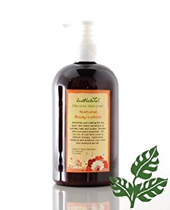 Natural Body Lotion by Just Natural Products