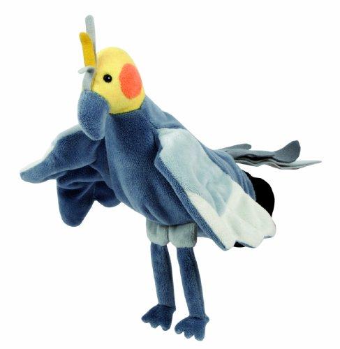 Hape - Beleduc - Parakeet Glove Puppet
