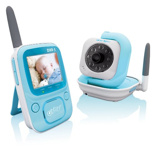 Infant Optics DXR-5 Portable Video Baby Monitor - 1
