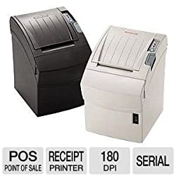 Bixolon SRP-350II Direct Thermal Printer - Monochrome - Desktop - Receipt Print (SRP-350IIG) -