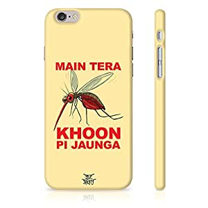 Be Awara Blood Sucking Mosquito Back Case for iPhone 6S