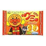 不二家 アンパンマングミ(りんご) 6粒×20袋