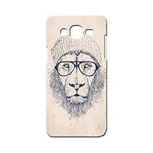 BLUEDIO Designer 3D Printed Back case cover for Samsung Galaxy A3 - G0447