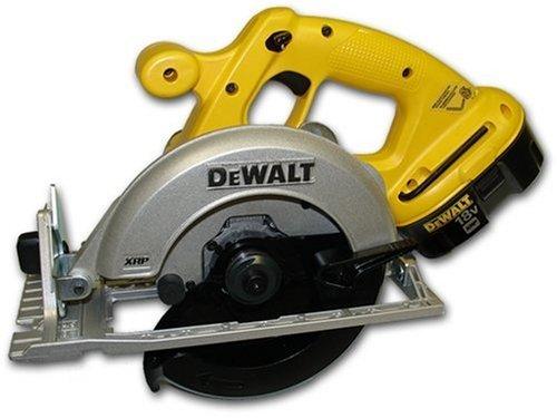 DEWALT DC390K 18-Volt Ni-Cad 6-1/2-Inch Cordless Circular Saw Kit