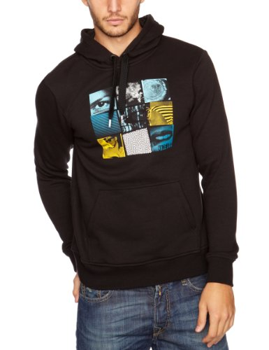 O'Neill Skedaddle Men's Sweatshirt Black Out X-Large