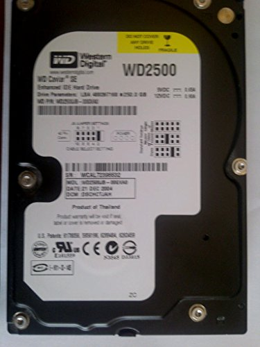 WD WD2500JB 250 GB Internal Hard Disk