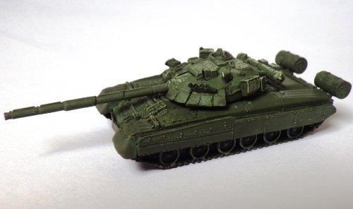 ソビエト軍 T80 主力戦車 U型 単色迷彩