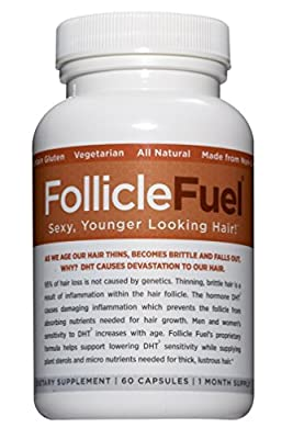 Follicle Fuel for Hair Growth.