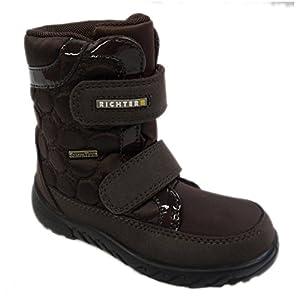 Richter - Mädchen Stiefel Boots coffee braun EU 25
