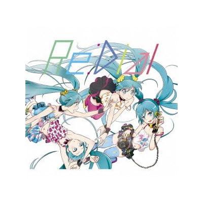 「Re:Dial」期間限定盤 CD+DVD をAmazonでチェック!