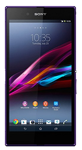 SONY Sony Xperia Z Ultra LTE C6833 [Purple 海外版 SIMフリー]