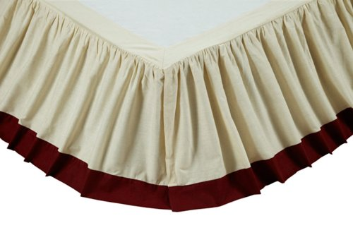 American Parade King Bed Skirt front-647804