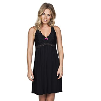 Hunkemöller - Slipdress Modal lace lacy from Hunkemöller