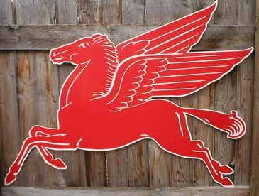42-inch-mobil-pegasus-flying-red-horse-sign