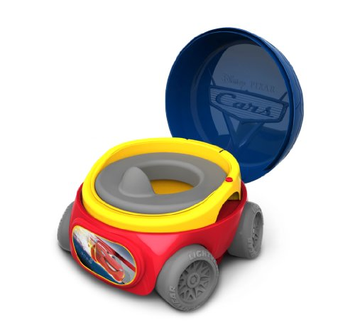 The First Years Disney/Pixar Potty System, Cars Racing Mission front-915650