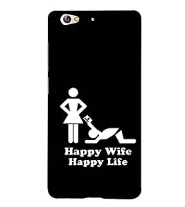 EPICCASE Enjoy the little things Mobile Back Case Cover For Gionee S6 (Designer Case)
