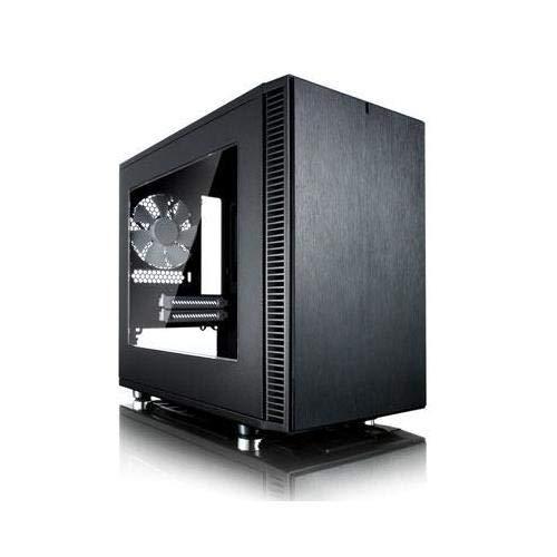 Fractal Design Cases FD-CA-DEF-Nano-S-BK-W