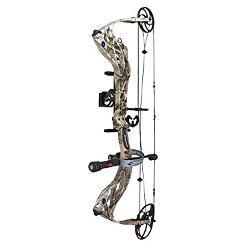 Diamond archery carbon cure r.a.k bow package