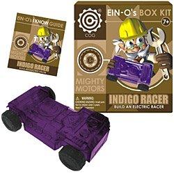 EIN-O's Mighty Motor: INDIGO RACER Electric Racer Box Kit