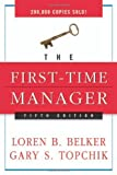 img - for The First-Time Manager book / textbook / text book