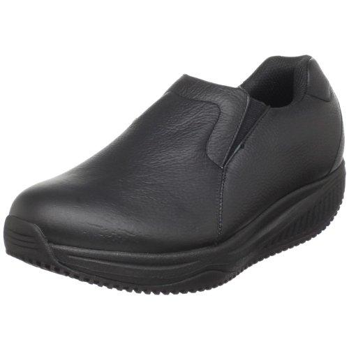 Skechers for Work Women's Encompass Slip-On,Black,10 M US